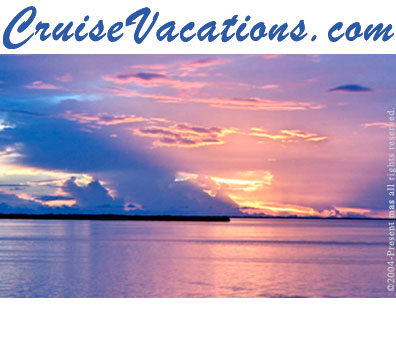 sunset - CruiseVacations.com